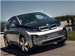 BMW i3 - BMW i3 2014 вид спереди