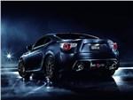 Subaru BRZ Premium Sport Edition 2014 вид сзади