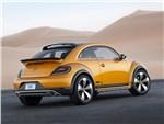 Volkswagen Beetle Dune concept 2014 вид сзади фото 1