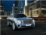 Bentley EXP 9 F Concept 2012 вид спереди