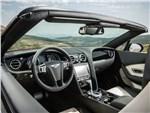 Bentley Continental GT V8 S кабриолет 2014 водительское место