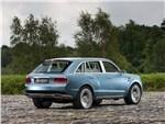Bentley EXP 9 F Concept 2012 вид сзади