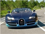 Bugatti Veyron Grand Sport Vitesse 2012 вид спереди