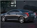 Cadillac ELR 2013 вид сзади