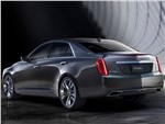 Cadillac CTS 2013 вид сзади