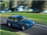 Porsche Cayenne Diesel 2011 вид сверху