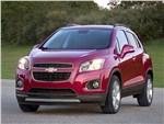 Chevrolet Tracker 2013 вид спереди