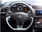 Citroen C3 2013 водительское место