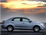 Chevrolet Cobalt - Chevrolet Cobalt 2013 вид сбоку