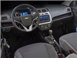 Chevrolet Cobalt - Chevrolet Cobalt 2013 водительское место