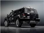 Conquest Vehicles Evade 2012 вид сзади