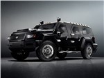Conquest Vehicles Evade 2012 вид сбоку
