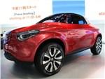 Suzuki Crosshiker concept 2013 основной вид