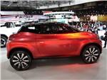 Suzuki Crosshiker concept 2013 вид сбоку