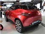 Suzuki Crosshiker concept 2013 вид сзади 3/4