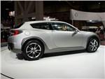 Subaru Cross Sport concept 2013 вид сбоку 3/4
