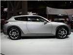 Subaru Cross Sport concept 2013 вид сбоку