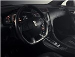Citroen DS 5LS R Concept 2014 водительское место