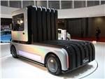 Daihatsu FC Deco Deck Concept 2013 вид сзади 3/4