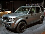 Land Rover Discovery 2014 вид спереди 3/4