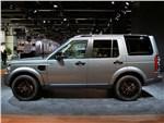 Land Rover Discovery 2014 вид сбоку