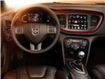 Dodge Dart GT 2013 водительское место