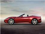 Ferrari California - Ferrari California 2014 вид сбоку