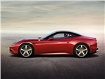 Ferrari California 2014 вид сбоку фото 2