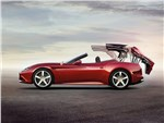 Ferrari California 2014 вид сбоку фото 3