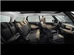 Fiat 500L Living - Fiat 500L Living 2014 салон