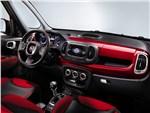 Fiat 500L Pro 2014 интерьер