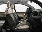 Fiat Panda 4x4 2013 водительское место