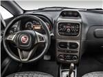 Fiat Idea - Fiat Idea 2013 водительское место