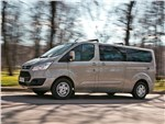 Ford Tourneo Custom 2013 вид сбоку