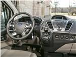 Ford Tourneo Custom 2013 водительское место