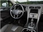 Ford Mondeo - Ford Mondeo 2015 водительское место