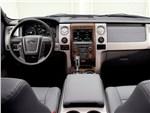 Ford F-150 - Ford F-150 2013 водительское место