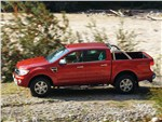 Ford Ranger - Ford Ranger 2012 вид сбоку