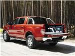 Ford Ranger - Ford Ranger 2012 вид сзади