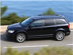 Fiat Freemont - Fiat Freemont 2012 вид сбоку