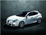 Alfa Romeo Giulietta - Alfa Romeo Giulietta 2014 вид спереди сверху