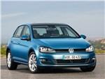 Volkswagen Golf VII 2013 вид спереди