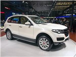 Great Wall Haval H8 2013 вид сбоку