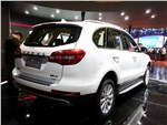 Great Wall Haval H8 2013 вид сзади