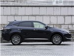 Toyota Harrier 2014 вид сбоку