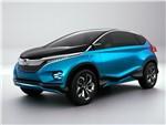 Honda Vision XS-1 2014 вид спереди сбоку