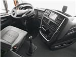 Iveco Stralis Hi-Way водительское место