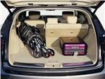 Infiniti FX - Infiniti FX30d 2012 багажное отделение