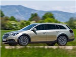 Opel Insignia Country Tourer - Opel Insignia Country Tourer 2014 вид сбоку