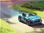 Jaguar Project 7 2013 вид спереди